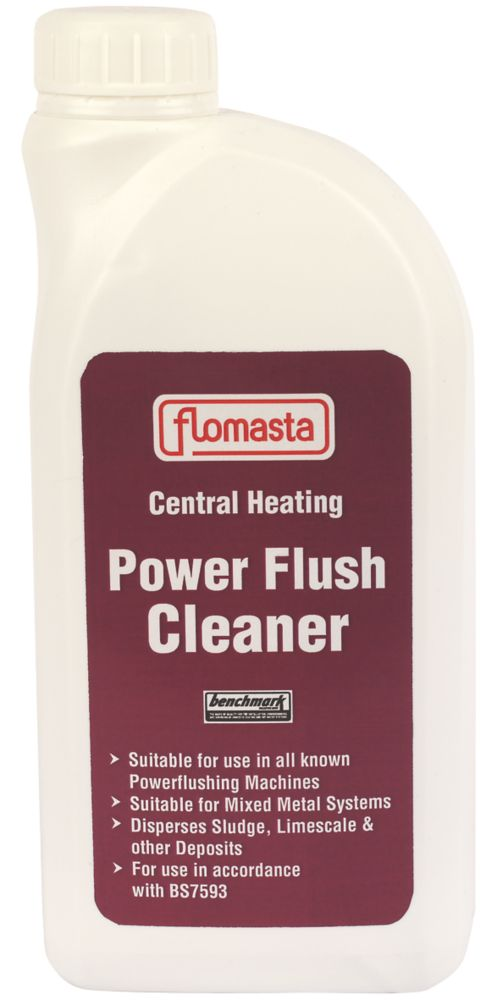 Flomasta PFC1L Central Heating Powerflush Cleaner 1Ltr
