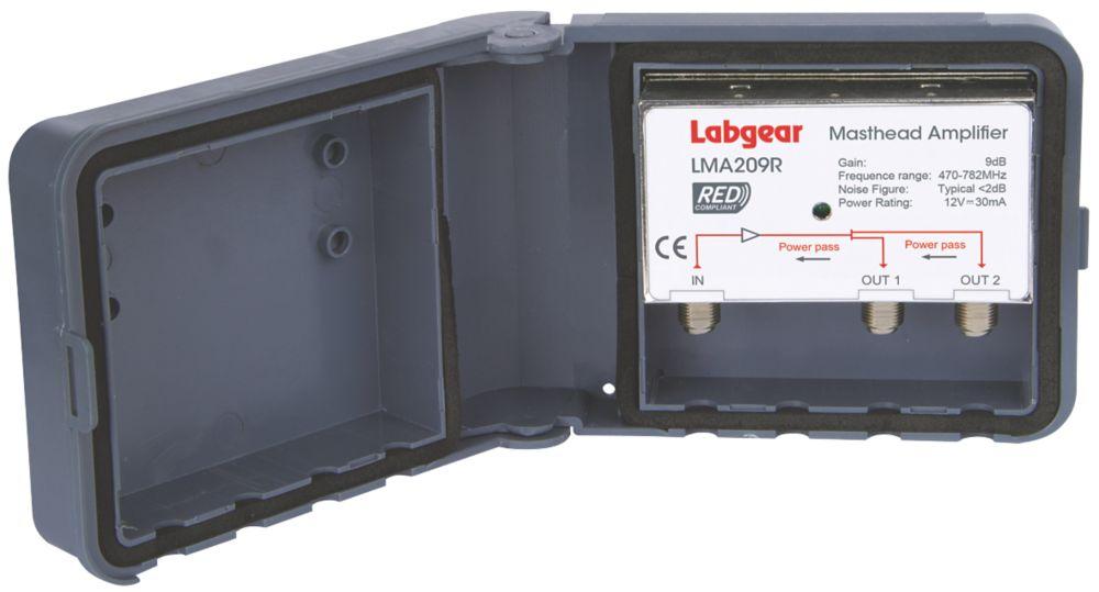 Labgear LMA209R 2-Way Masthead Amplifier