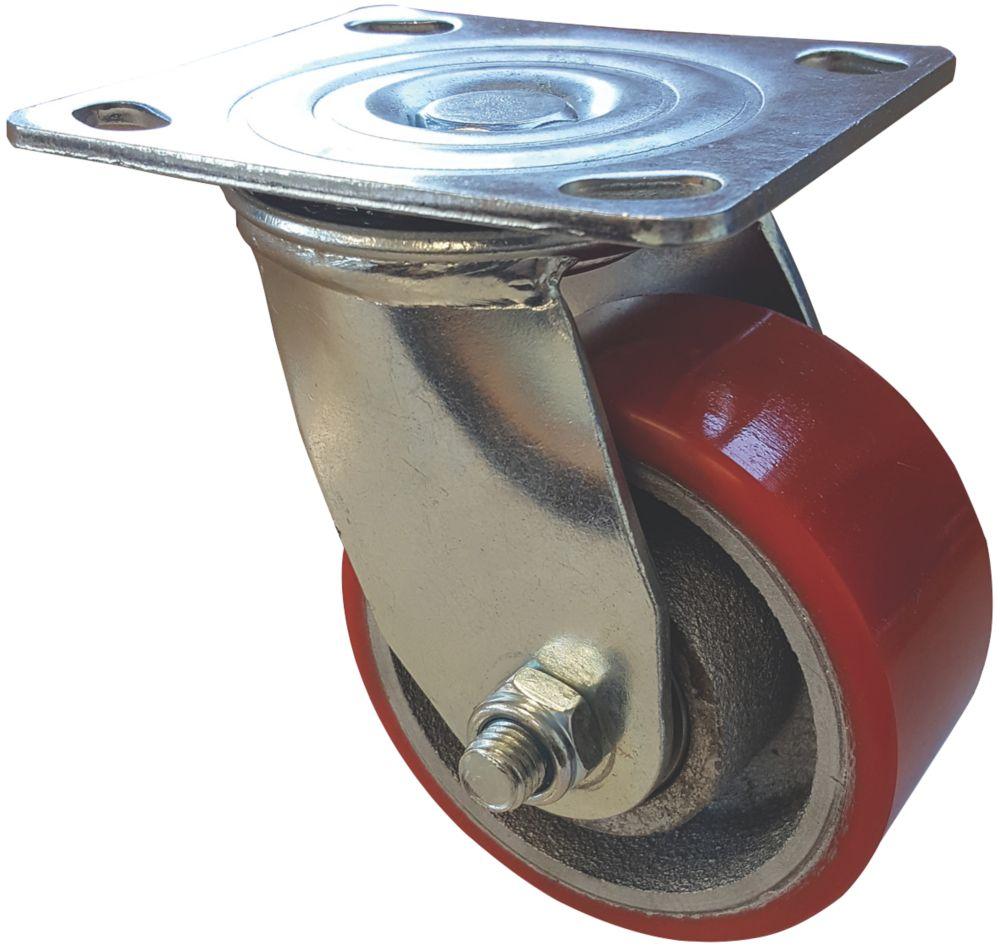 Select Heavy Duty Polypropylene Swivel Castor 100mm