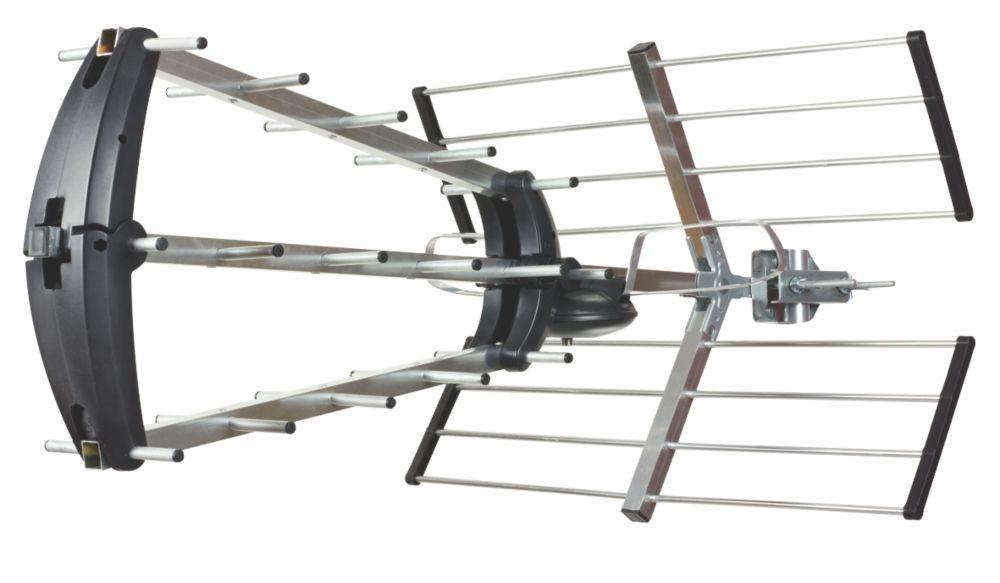 Labgear Tri-Boom Chimney & Loft Aerial