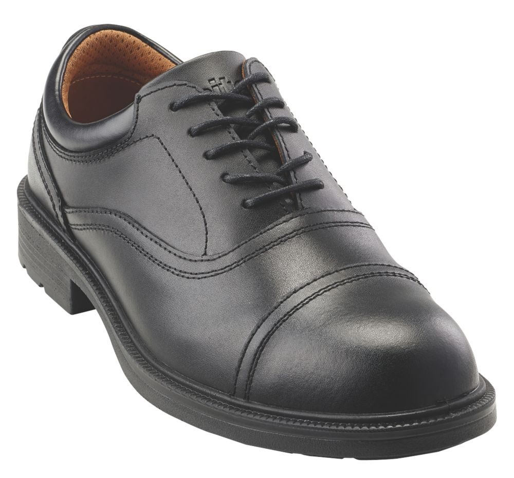 Site Adakite   Safety Shoes Black Size 7