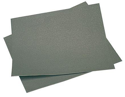 Titan Wet & Dry Sanding Paper Unpunched 290 x 240mm 1200 Grit 10 Pack