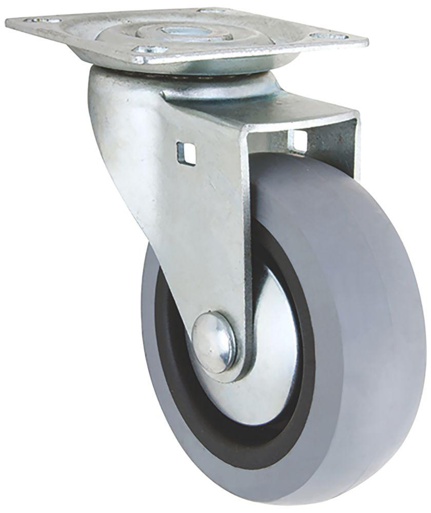 Select TPR Swivel Castor 75mm