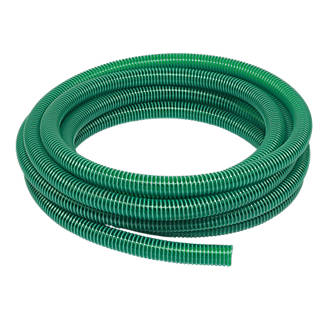 """Reinforced Suction / Delivery Hose Green 10m x 1¼"""""""