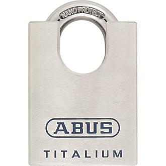Abus Titalium 96 Titalium   Closed Shackle  Padlock 60mm