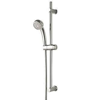 ZANIA Shower Kit Modern Design Chrome
