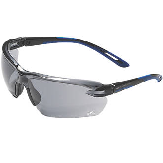 Swiss One Race Smoke Lens Safety Specs