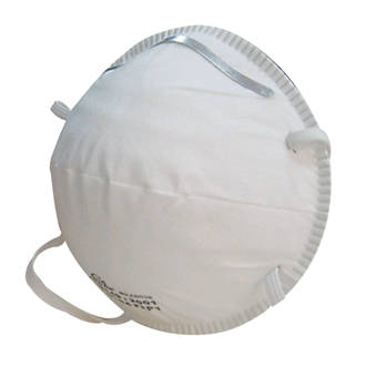 Moulded Unvalved Masks P1 2 Pack