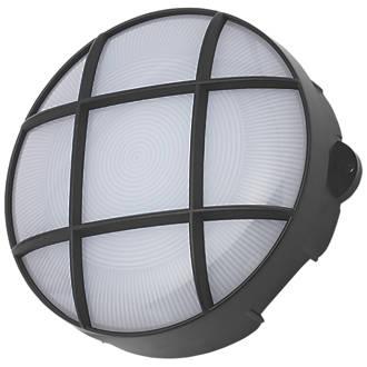 Coast CZ-34024-BLK Round LED Bulkhead Black 8W