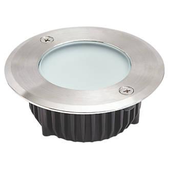 LAP  Ground Light Black / Stainless Steel 5.3W