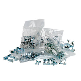 Tool Clip Selection Pack 100 Pcs