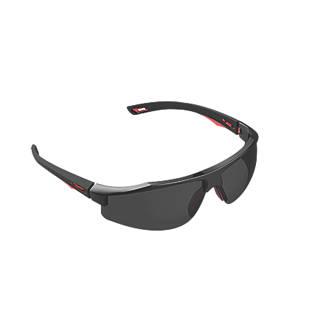 JSP Galactus Smoke Lens Safety Spectacle