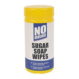 No Nonsense Sugar Soap Wipes 80 Pack
