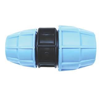 FloPlast 492113 MDPE Reducing Coupler 25mm x 20mm