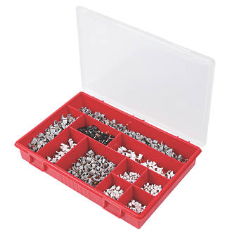 Tower Cable Clip Selection Box 1.5 - 7mm² 800 Pieces