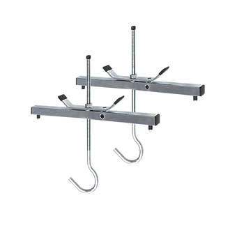 Universal Ladder Clamps for Vehicles 2 Pack