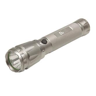 Diall GSUF007 Aluminium LED Torch 2 x C