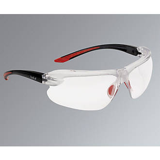 Bolle IRI-s Clear Lens Safety Specs With Magnification +1.5