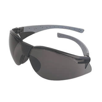 Site 2102 Smoke Lens Safety Specs