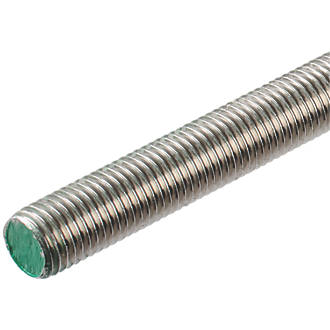 Easyfix A2 Stainless Steel Threaded Rod M16 x 1000mm 5 Pack
