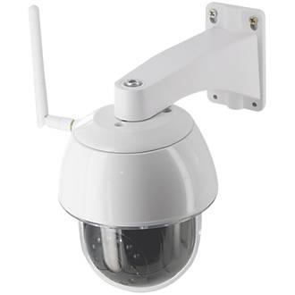 Chacon IPCAM-RE01 Pan / Tilt Wi-Fi Camera White