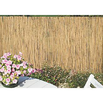 Apollo Reed Garden Screen 4 x 1m