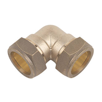 Compression Equal 90° Elbow 28mm