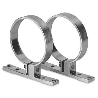 Enlite LinearTube Surface-Mounting Brackets 70mm 2 Pack