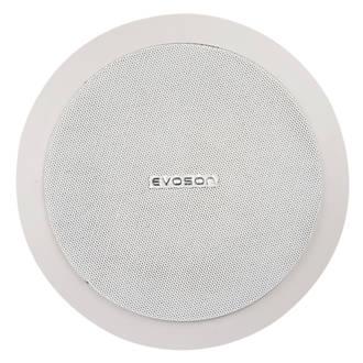 "Evoson  In-Ceiling Speaker White 9"" 6W RMS"