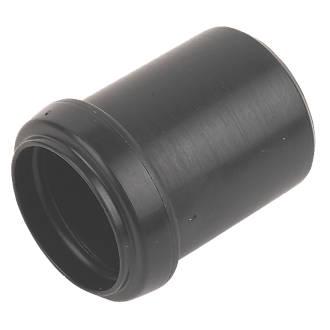 FloPlast Push-Fit Reducer Black 40 x 32mm