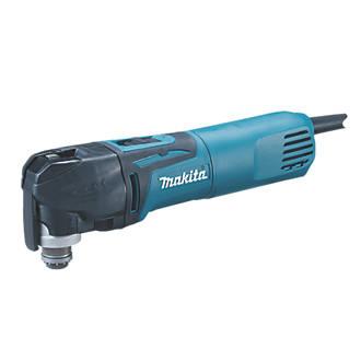 Makita TM3010CK 320W  Electric Multi-Tool 240V