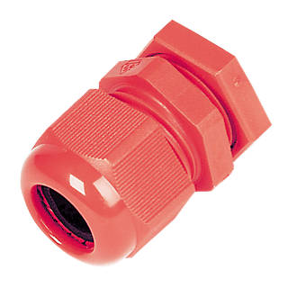 Fireproof Gland Kit Red 20mm 10 Pack
