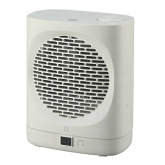 GoodHome Colenso FH-715 Freestanding Oscillating Fan Heater 2000W
