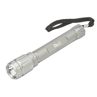 Diall GSUF005 Aluminium LED Torch 2 x AA
