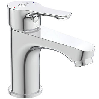 Ideal Standard Dot 2.0 Basin Mono Mixer Tap with Clicker Waste