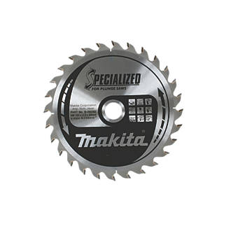 Makita TCT Plunge Saw Blade 165 x 20mm 28T