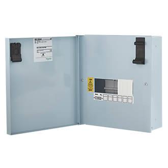 Schneider Electric KQ 6-Way Non-Metered  Distribution Board
