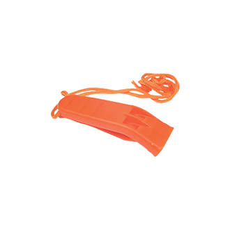 EAW1 Fire Marshall Emergency Whistles 10 Pack