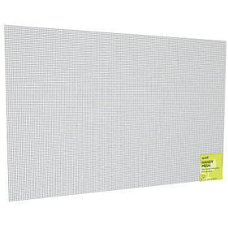 Apollo 50mm PVC-Coated Mesh Panel 610 x 910mm 10 Pack