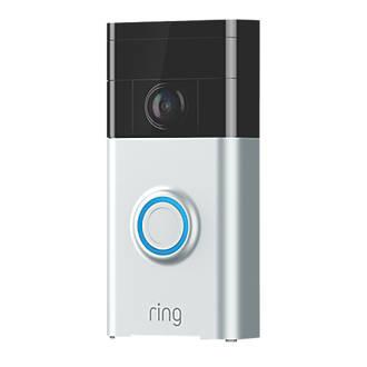 Ring V1 Video Doorbell V1 Satin Nickel