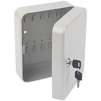 Smith & Locke  20-Hook Key Cabinet Safe