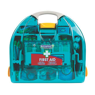 Wallace Cameron 1002109 Adulto 20 Person HSE First Aid Kit
