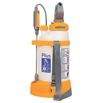 Hozelock Plus Translucent Pressure Sprayer 7Ltr