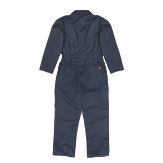 """Site Hammer Coverall Navy XX Large 61"""" Chest 31"""" L"""