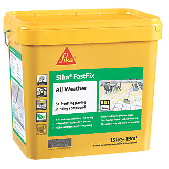 Sika FastFix Jointing Compound Stone 15kg