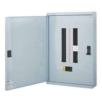 Schneider Electric KQ 12-Way Non-Metered 3-Phase Loadcentre Distribution Board