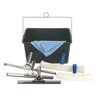 Window Cleaning Kit  7 Pcs