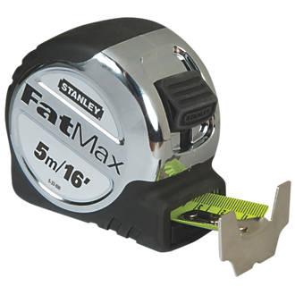 Stanley FatMax Pro 5m Tape Measure