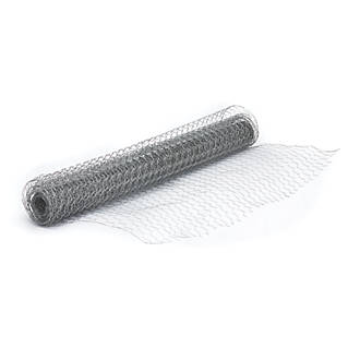 Apollo 25mm Galvanised Wire Netting 0.9 x 10m