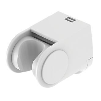 Shower Handset Bracket White